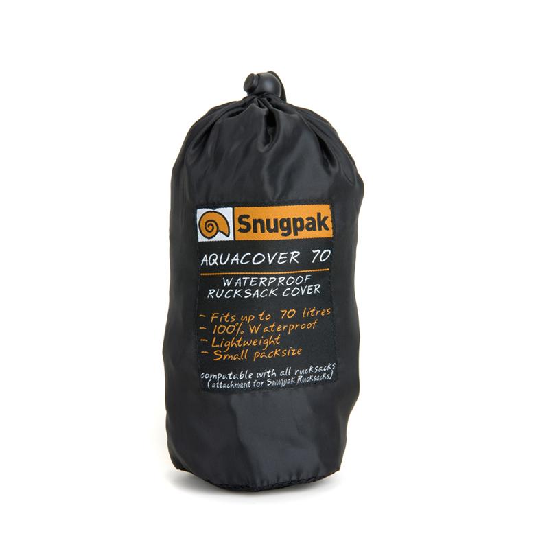 Snugpak Aquacover 70 L Imperméable Vert Olive Léger Sac à dos Housse 92143