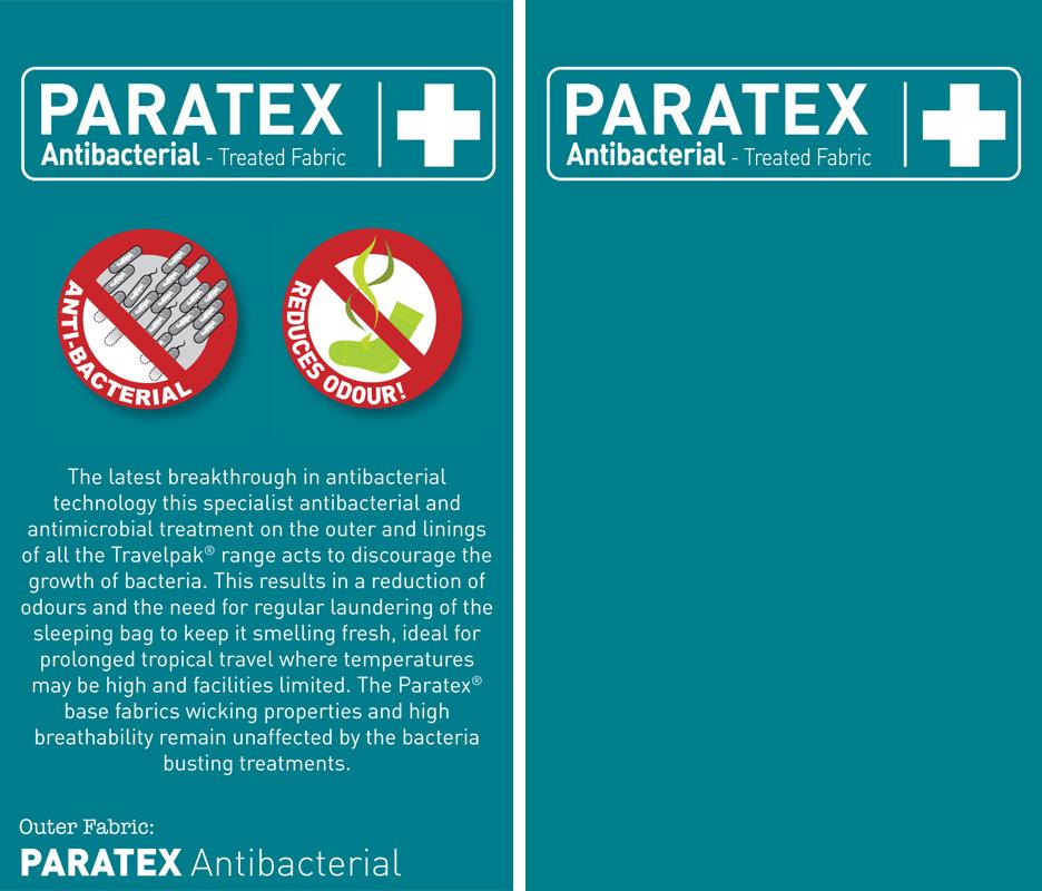 PARATEX ANTIBACTERIAL