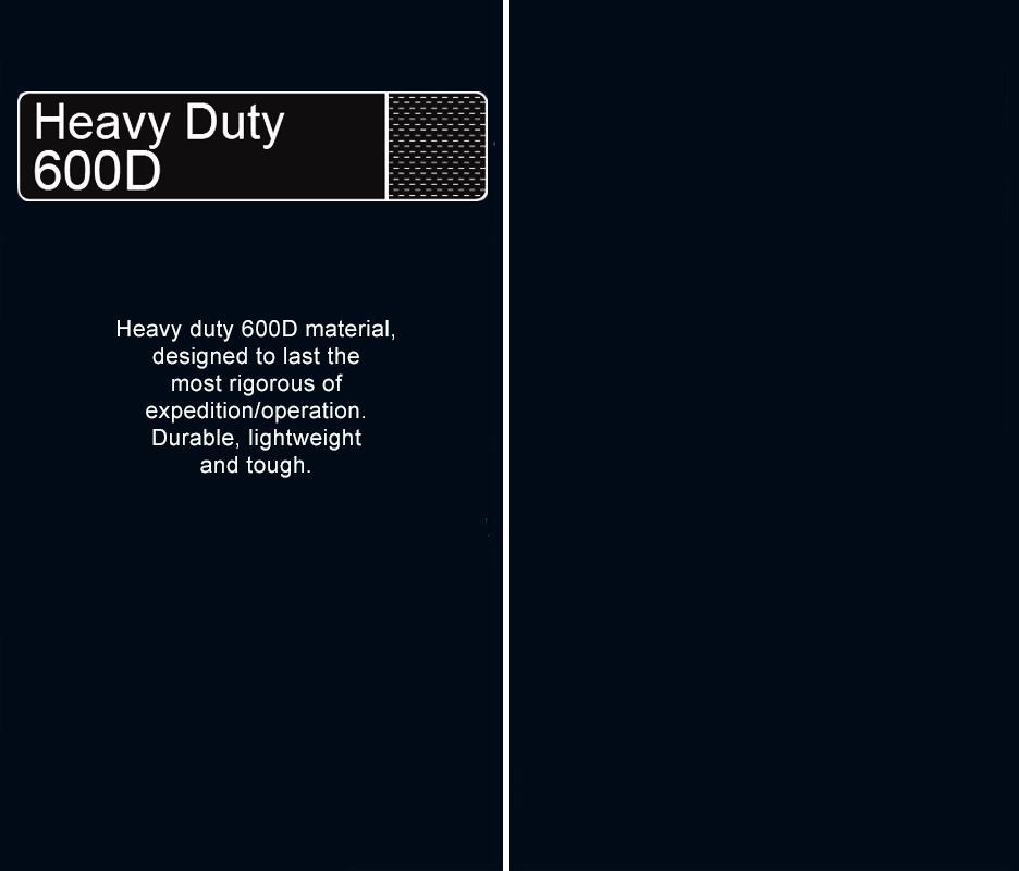 HEAVY DUTY 600D